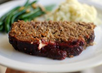 The Two-Season Meat Loaf w/ Garlic & Horseradish Potato Seasoning