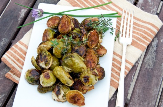 Fresh Brussel Sprout Recipes Sauteed