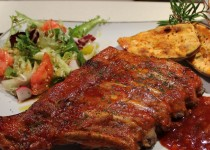 The BEST Muito Bom Pork Ribs with Smoked Garlic