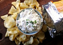 The Ultimate Garlic Dip