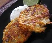Garlic Potato Pancakes w/ Garlic Mashed Potato Seasoning