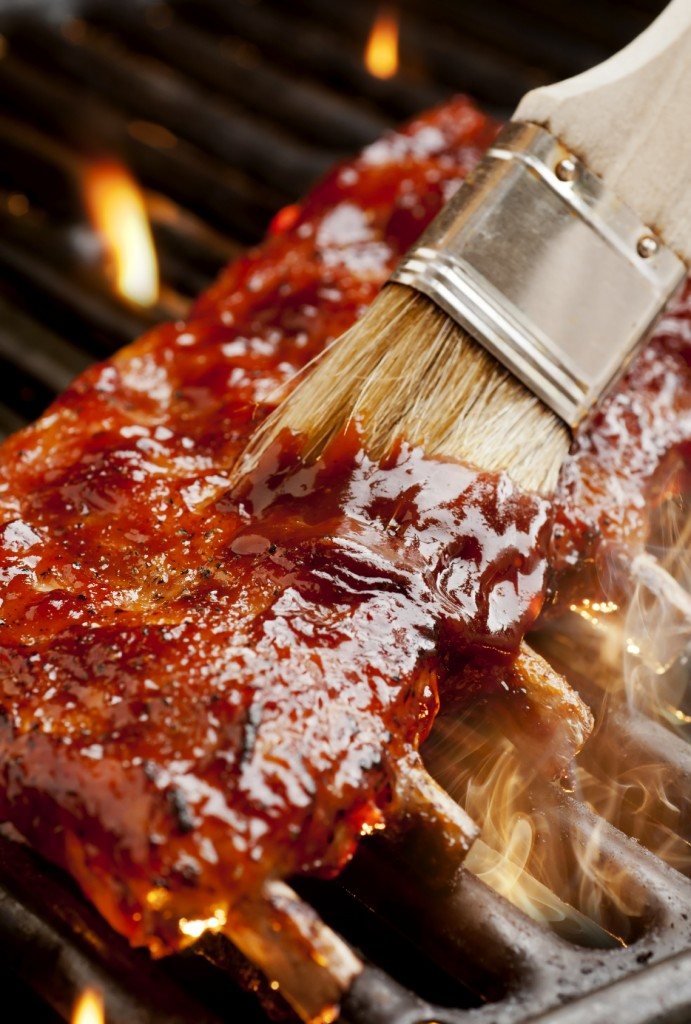 This grilling sauce is slow cooked, thick , robust and loaded with ...