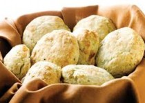 Tender Potato Biscuits w/The Garlic Box Potato Seasonings