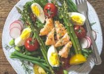 Summer Salmon Salad