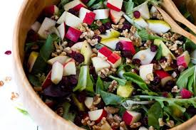 apple-walnut-salad-with-cranberry-vinaigrette