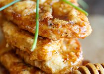 Honey Garlic Chili Chicken