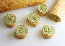 Personalize your Pesto Pinwheel