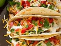 Slow Cooker Shredded Chicken Tacos and Burritos