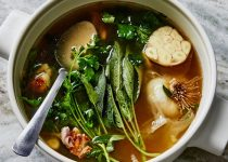 Immue-Boosting Broth