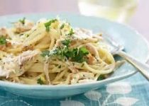 Turkey Carbonara