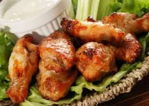 Sweet Chili-Garlic Chicken Wings