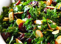 Kale, Peppers and Apple Sauce